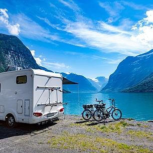 Nachfrage nach Campingurlaub stark gestiegen