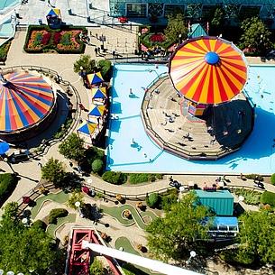 Deutschlands Freizeitparks im Vergleich