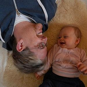 Vater werden ist (nicht) schwer