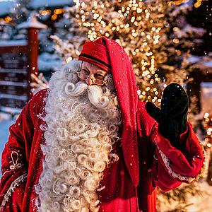 Ein Gespräch mit dem Weihnachtsmann