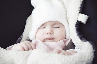 Tipps für den Winterspaziergang mit Baby