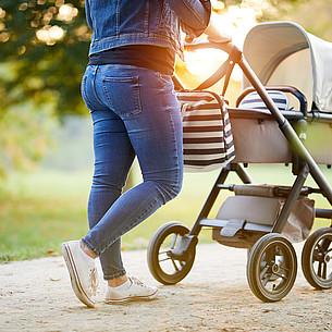 Kinderwagen - diese Punkte solltet Ihr beachten