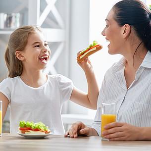 Frühstück - der Energielieferant für den ganzen Tag