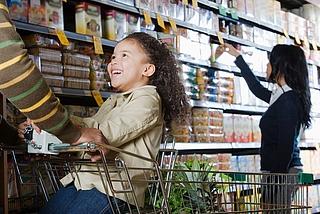 Versteckter Schwips - alkoholhaltige Lebensmittel für Kinder