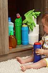 Wenn Kinder Gift in den Mund nehmen
