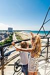 Großstadt am Meer und familienfreundliches Seebad: Rostock und Warnemünde