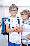 Gesunder Kinderrücken mit dem richtigen Schulranzen