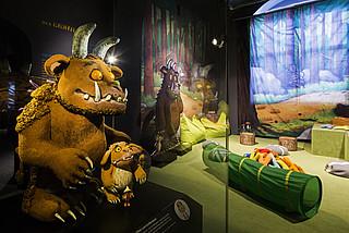 """""""Der Grüffelo – Die Ausstellung"""" in Speyer"""