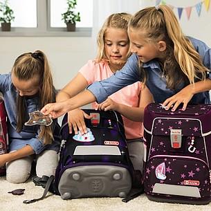 Schulranzen und Co: Rückenfreundlich von Anfang an