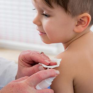 Frühzeitiges Impfen ist die beste Vorsorge