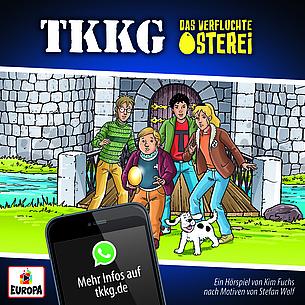 TKKG Oster-Abenteuer mit interaktiver WhatsApp Rätseljagd
