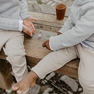 Kinderkleidung aus organischer Baumwolle