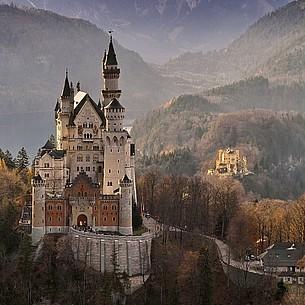 Ranking: Die schönsten Burgen- und Schlösser in Deutschland