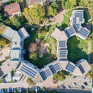 Gebäudeenergiegesetz pro Aufdach-Photovoltaik