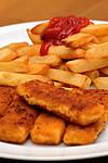 Pommes oder Fischstäbchen? Die Folgen von Fertiggerichten