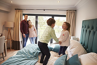 Die besten Haftpflichtversicherungen für Familien