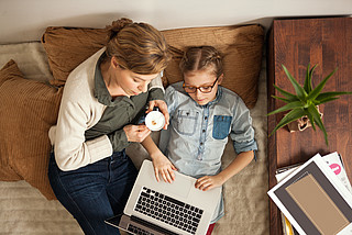 50 Jahre Internet: So surfen Kinder sicher