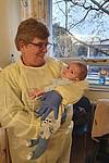 Betreuung kranker Kinder und Frühchen