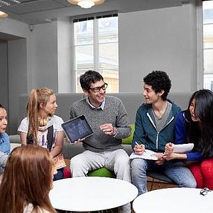 Computerbasierte Lernmittel bereichern Fremdsprachunterricht