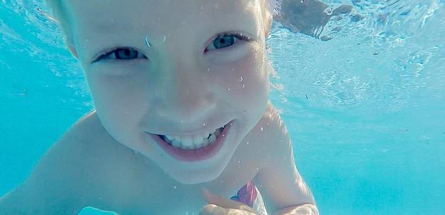 Badespaß trotz Corona