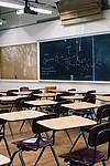 Digitales Lernen: Schulunterricht, während die Welt auf dem Kopf steht