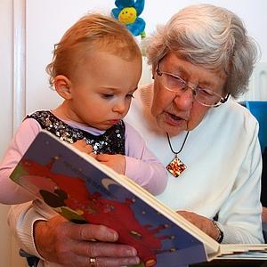 Vorlesen ist eine wahre Superkraft!