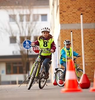 Radfahrausbildung an Schulen ist unverzichtbar