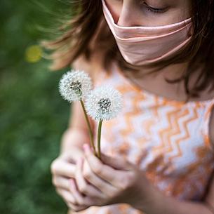Sommer, Sonne, Schutzmaske!