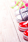 Gut zu Fuß mit den passenden Schuhen