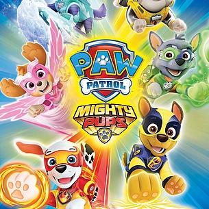 PAW Patrol - Mighty Pups im Kino