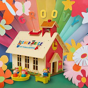 Mattel öffnet die virtuellen Türen des Fisher-Price Toy Museums