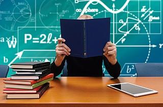 Schulstress und schlechte Ernährung
