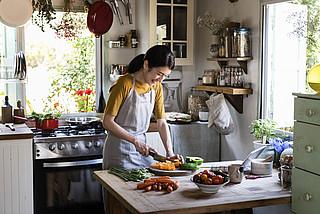 Die perfekte Küche - so wird Kochen zum Erlebnis