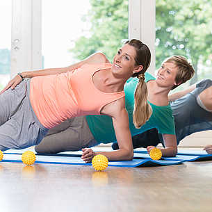 Rückbildungsgymnastik: Erste Übungen nach der Geburt