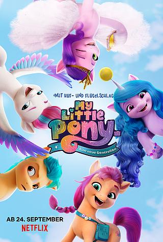 Family-Entertainmentfilm My Little Pony: Eine neue Generation