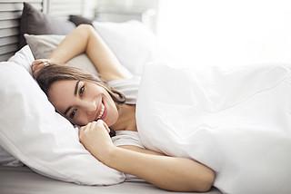 """Erholsamer Schlaf - das """"Grüne Bett"""""""