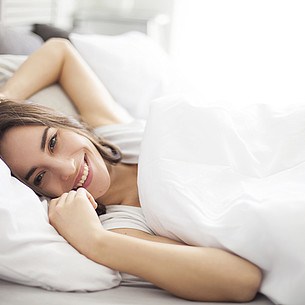 """Erholsamer Schlaf im """"Grünen Bett"""""""