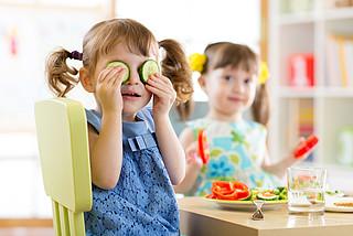 """""""Igitt, das will ich nicht!"""" - Kinder gesund ernähren"""