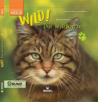 Kinderbuch-Reihe über bedrohte Wildtiere vor unserer Haustür