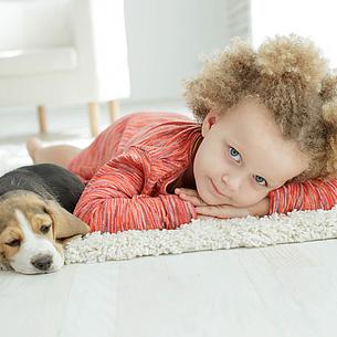 Ist mein Kind reif für ein Haustier?