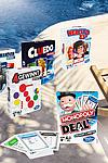 Spieleklassiker jetzt als Kartenspiele für unterwegs